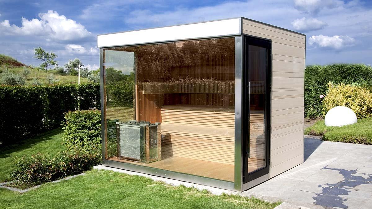 Top Saunas für den aussenbereich - InterVap Europa WU92