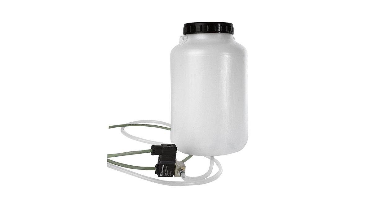 Dosificador automático de aromas con electroválvula