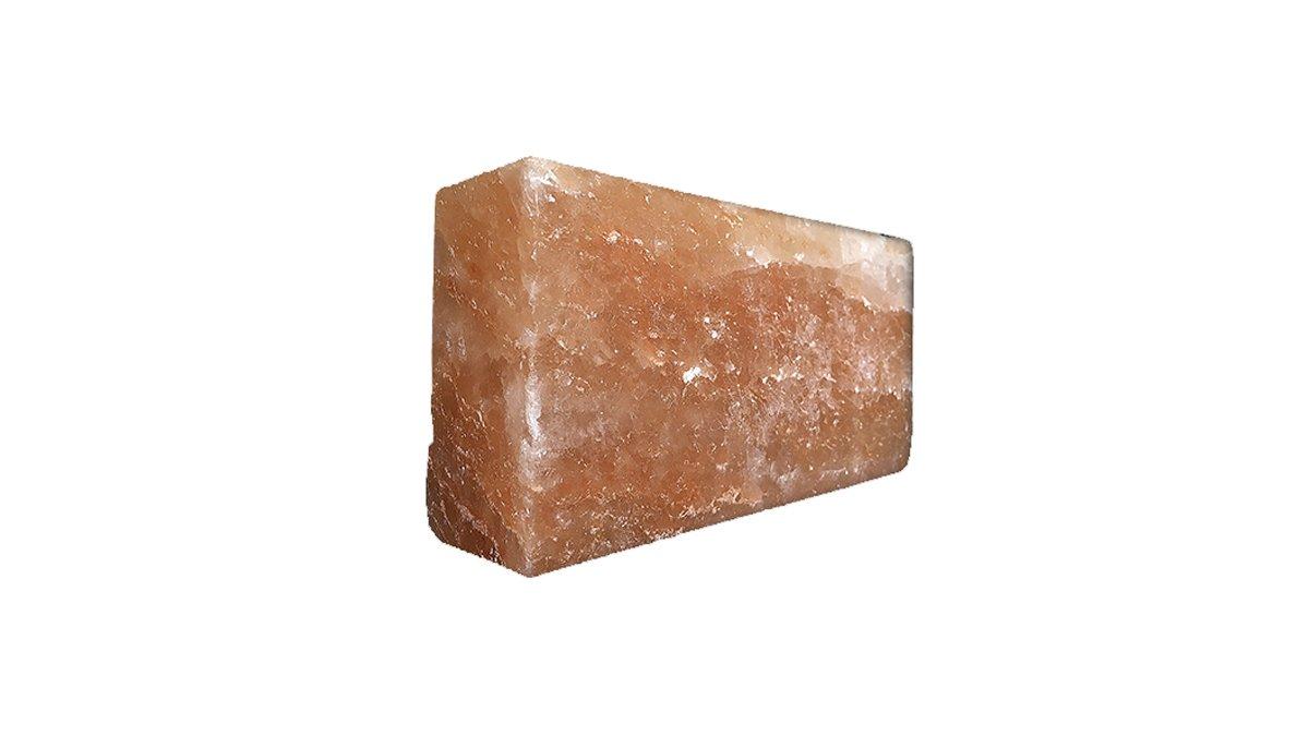 Bloque de sal del Himalaya 20x10 pulida