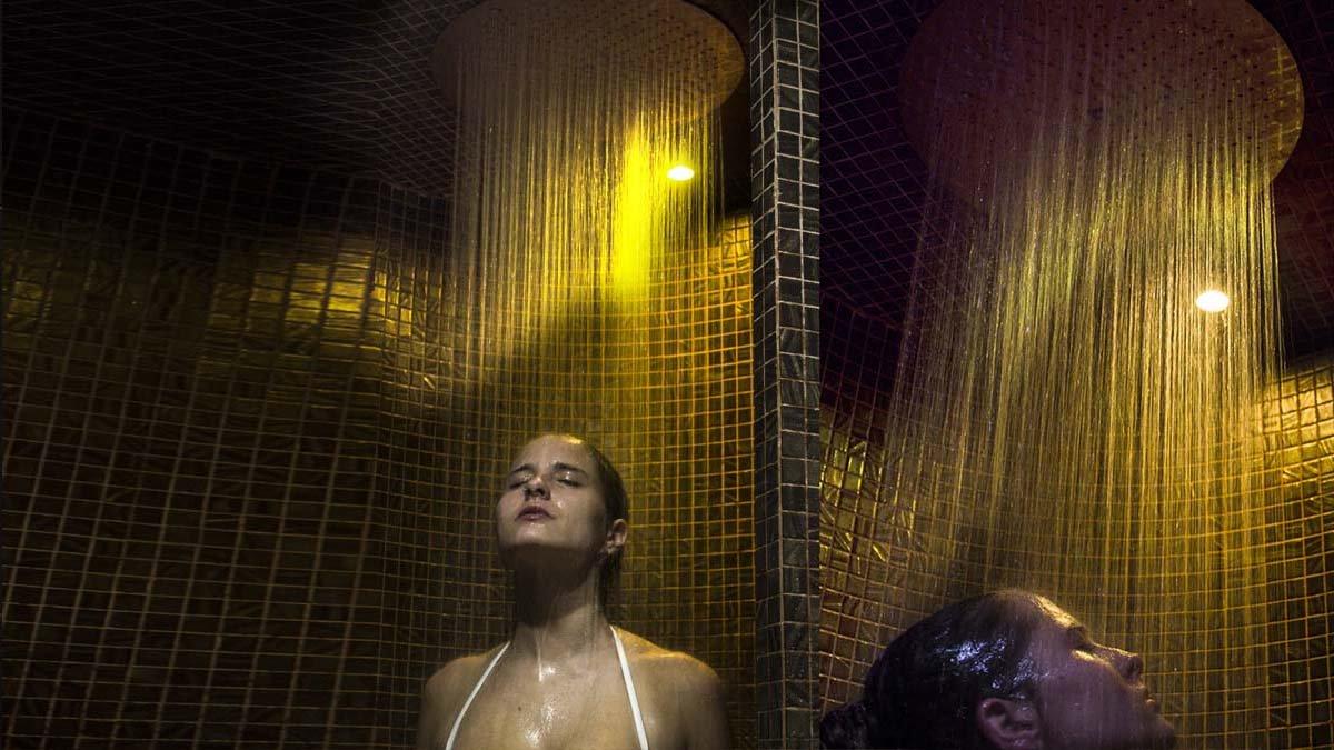 Erlebnis dusche