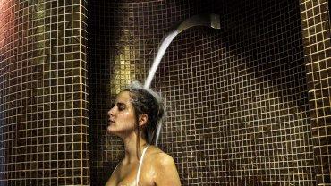 Automatische schottische dusche