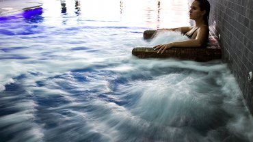 Underwater air bubble