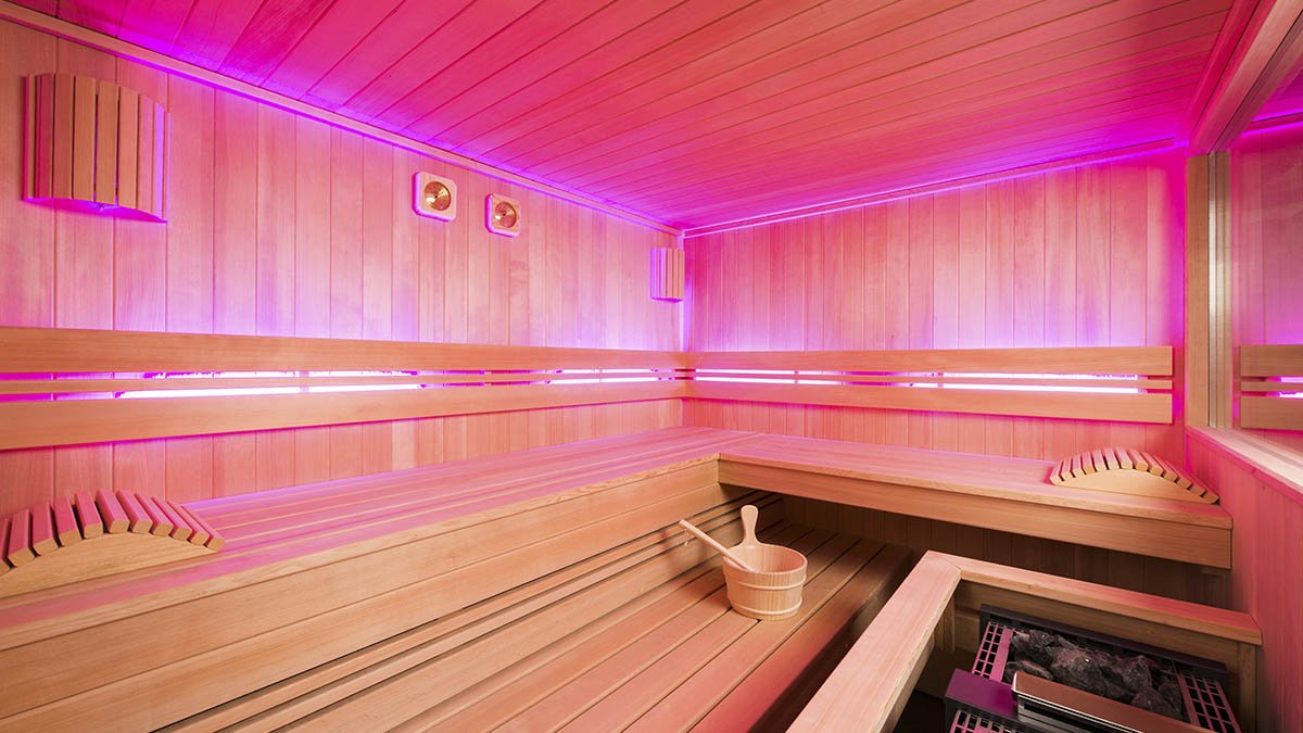 Saunas de interior