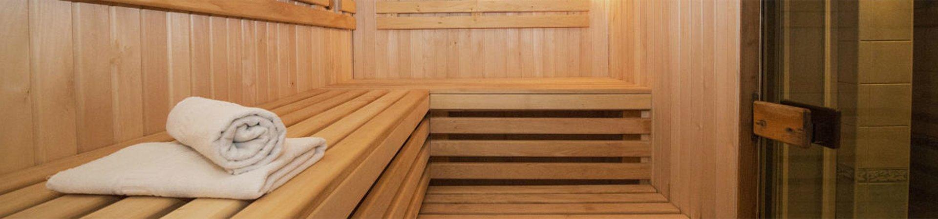 Sauna - Accesorios