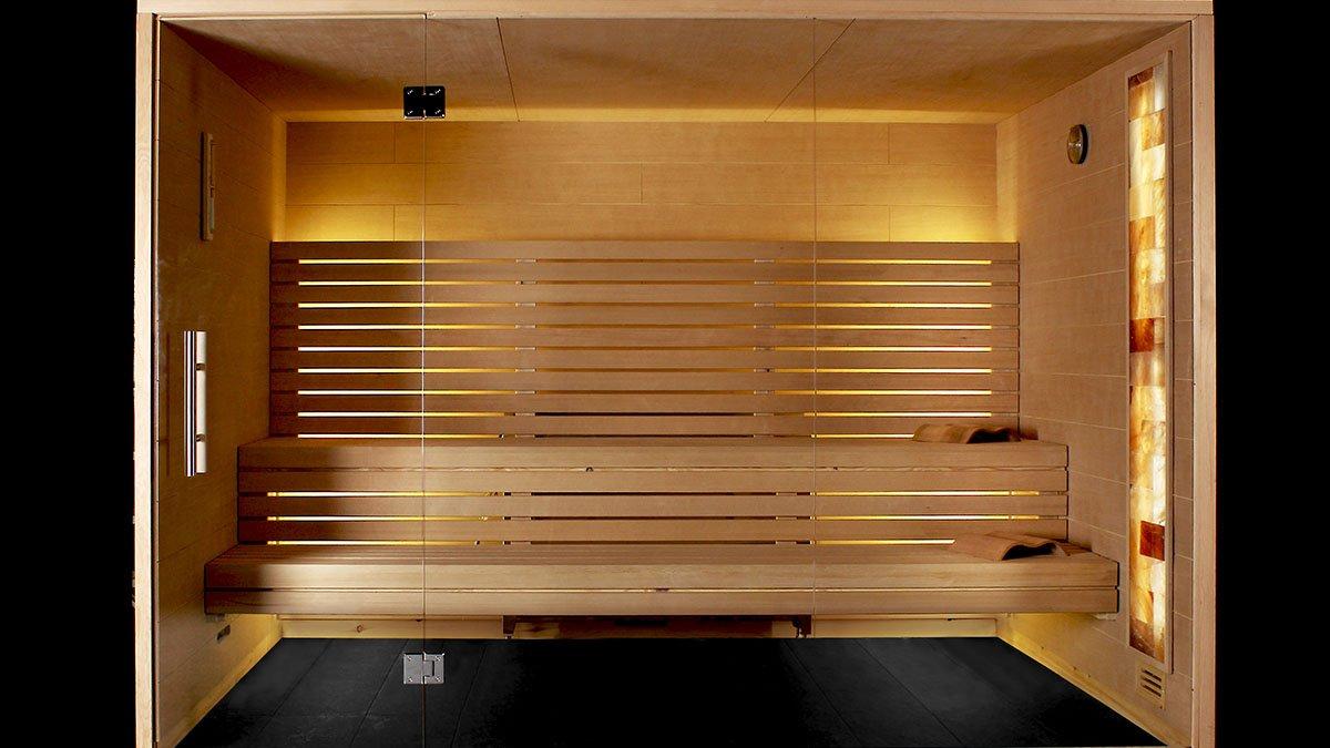 Las saunas finlandesas - Como son los banos turcos ...